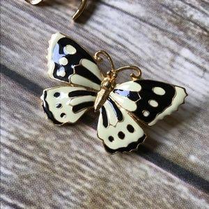 Vintage Jewelry - Spring Brooch Set-Vintage
